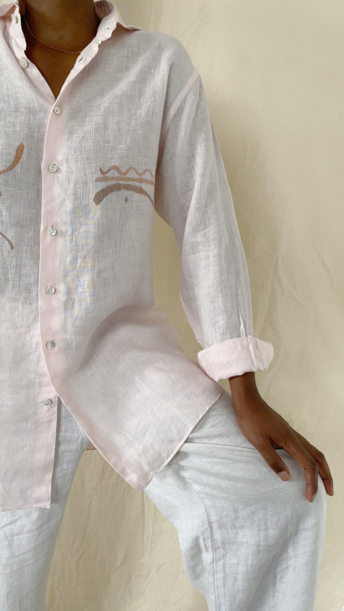 Image of Blush blush shirt