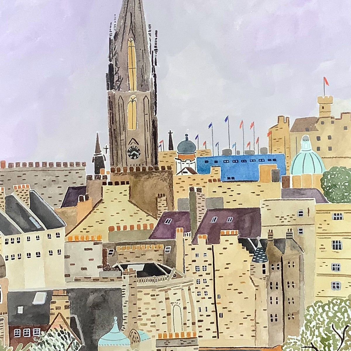 Image of Edinburgh