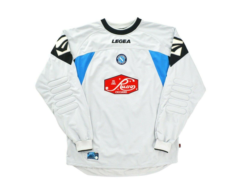 Image of 2003-04 Legea Napoli Goalkeeper Shirt XL