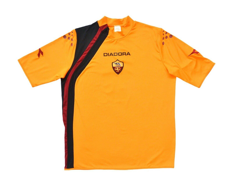 Image of 2005-06 Diadora Roma Away Shirt XL