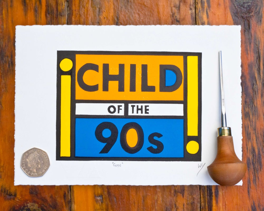 Image of Child of The 90s (COTN)