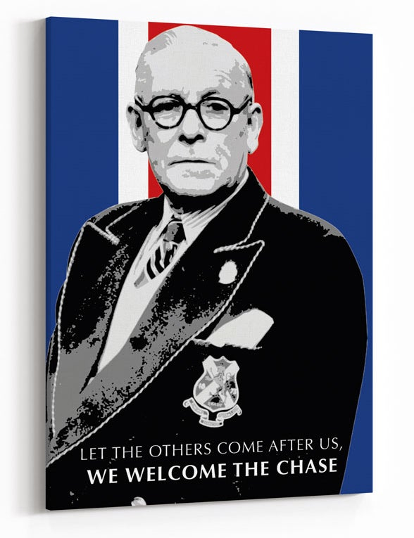 Image of Bill Struth - We Welcome The Chase