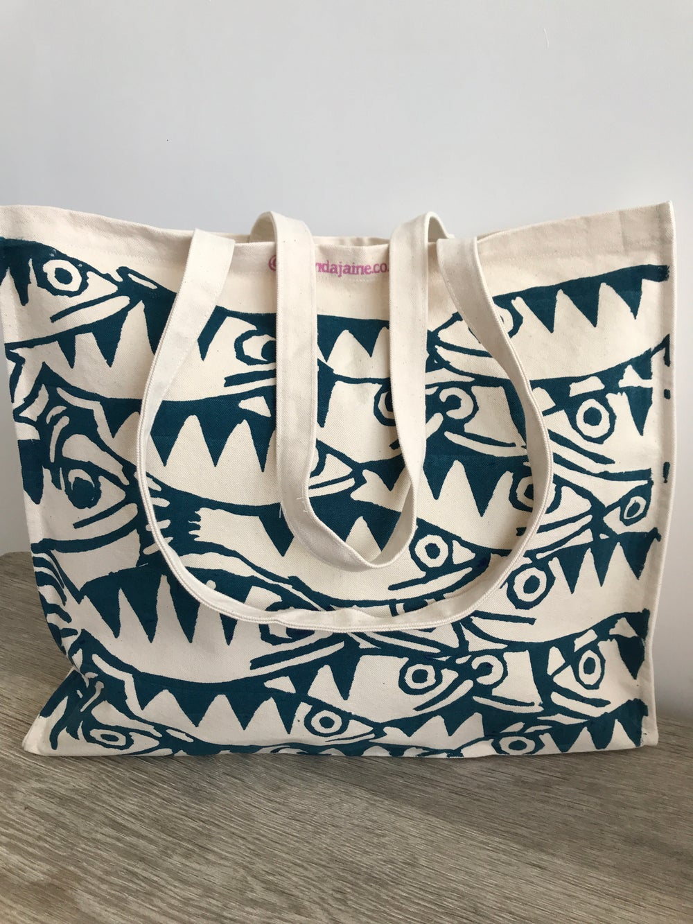 Image of Fish tote