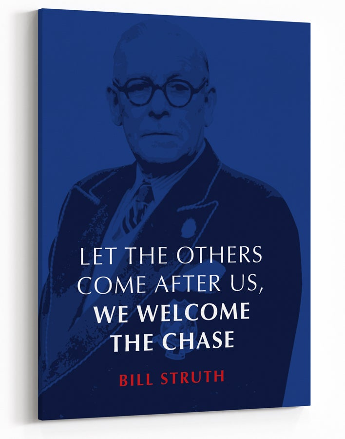 Image of We Welcome the Chase