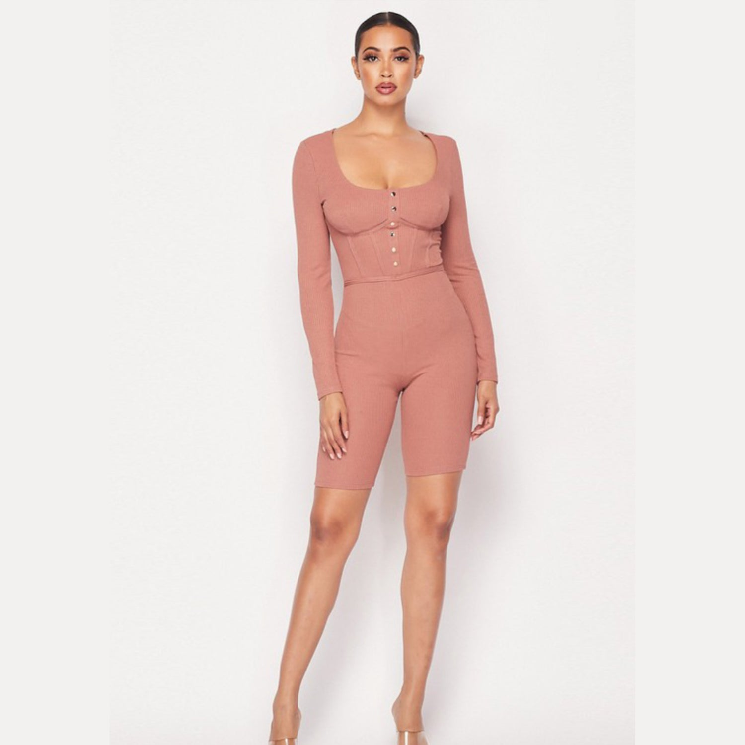 Image of MAIN SQUEEZE ROMPER