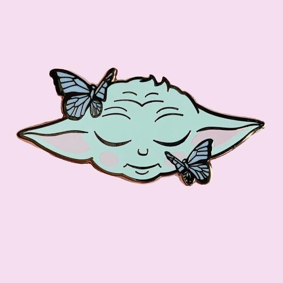 Image of Grogu butterflies