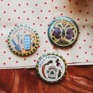 garden society badge pack (CM)
