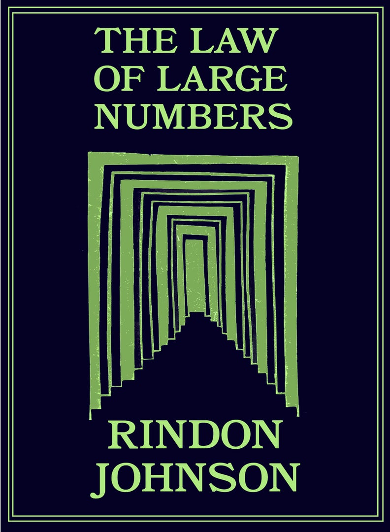 Image of THE LAW OF LARGE NUMBERS BY RINDON JOHNSON