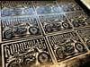 Triumph Bonneville Lino Print