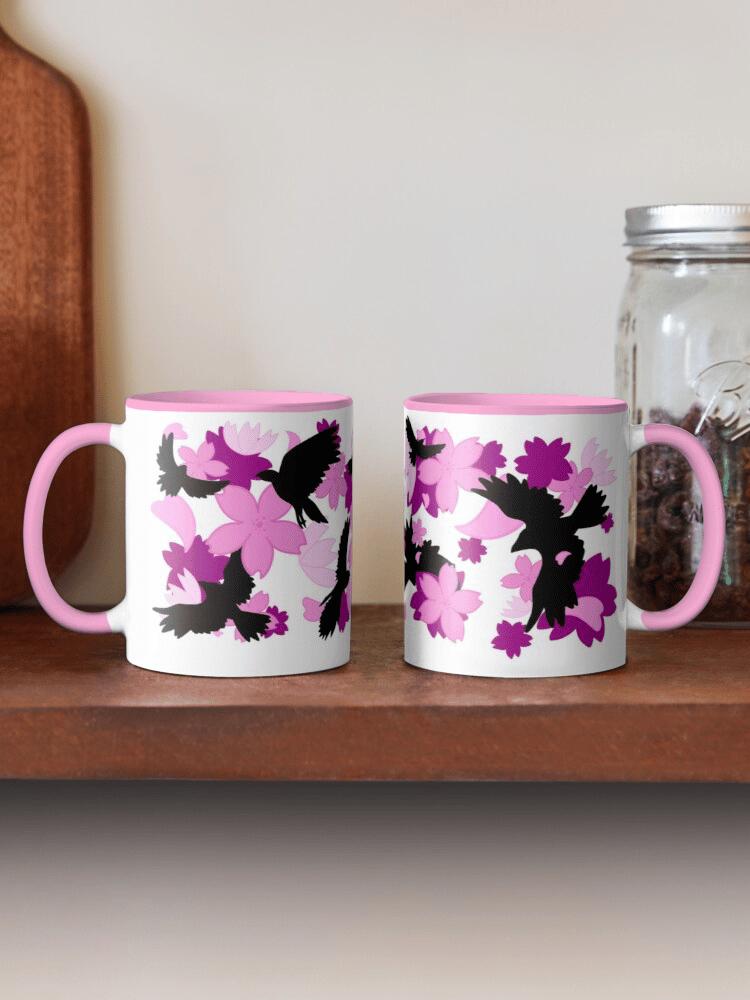 Image of PREORDERS: Birds & Blossoms Mug