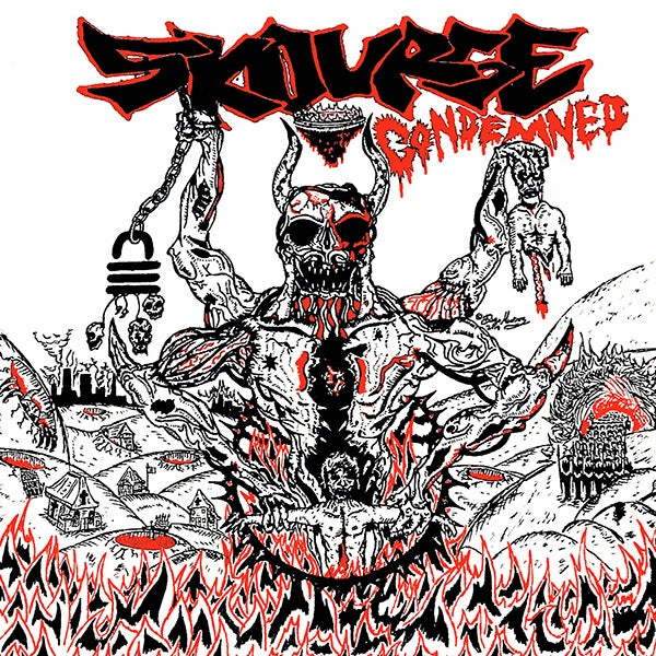 """Skourge - Condemned 7"""""""