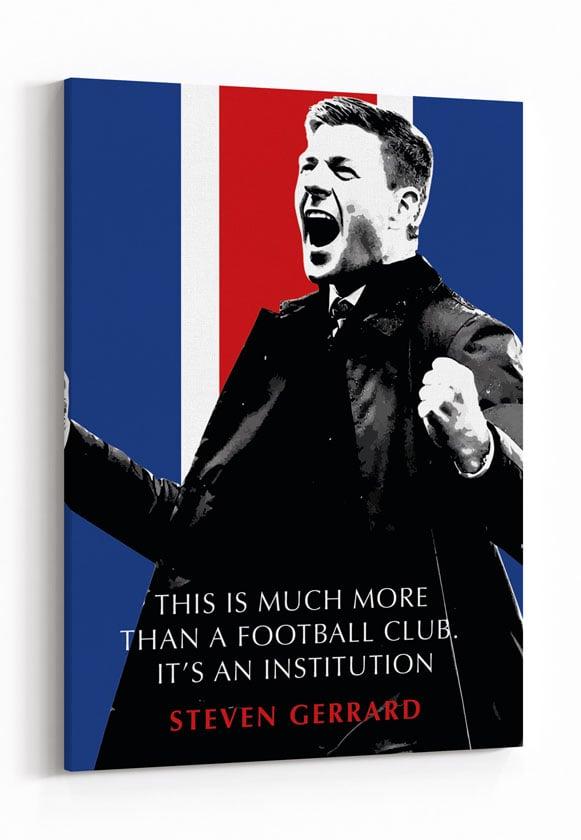 Image of Steven Gerrard - Champions Celebration