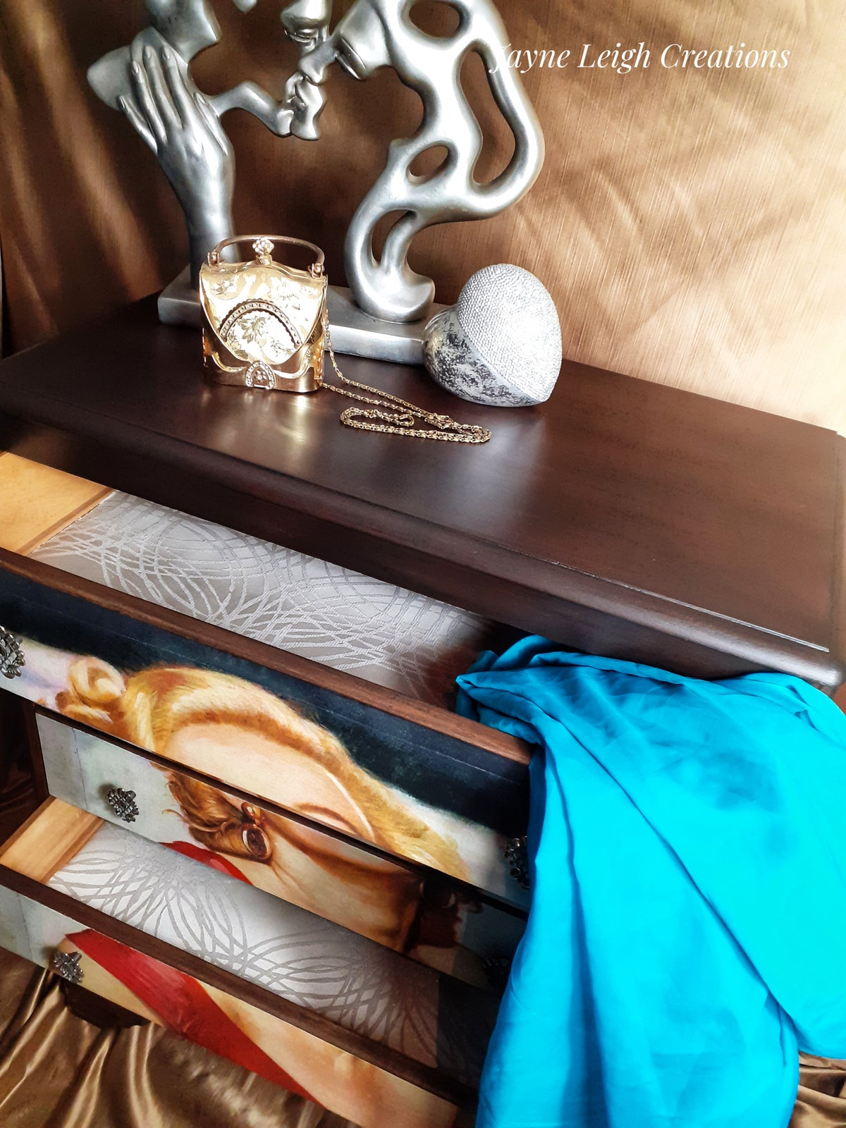 Image of MARYLIN Chest of Drawers  RESERVED