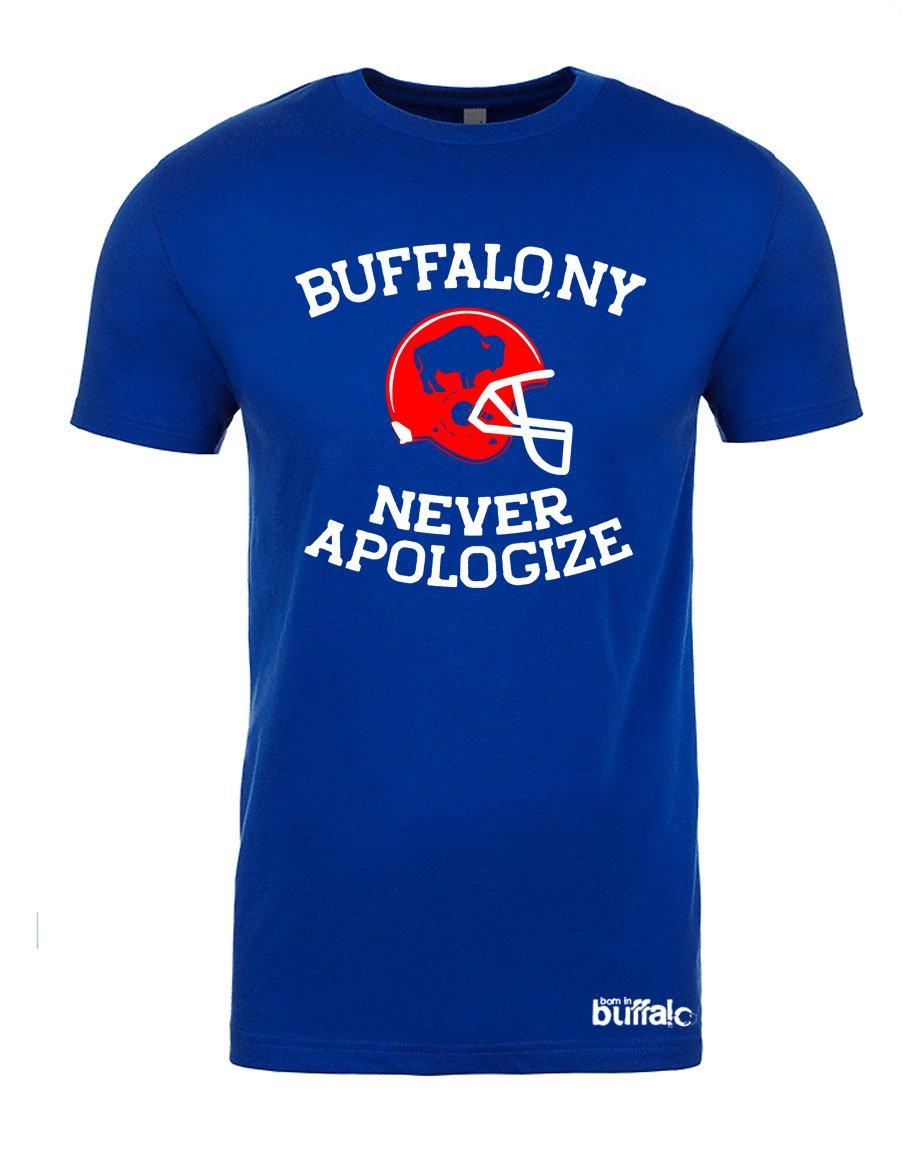 Image of Buffalo, NY: Never Apologize