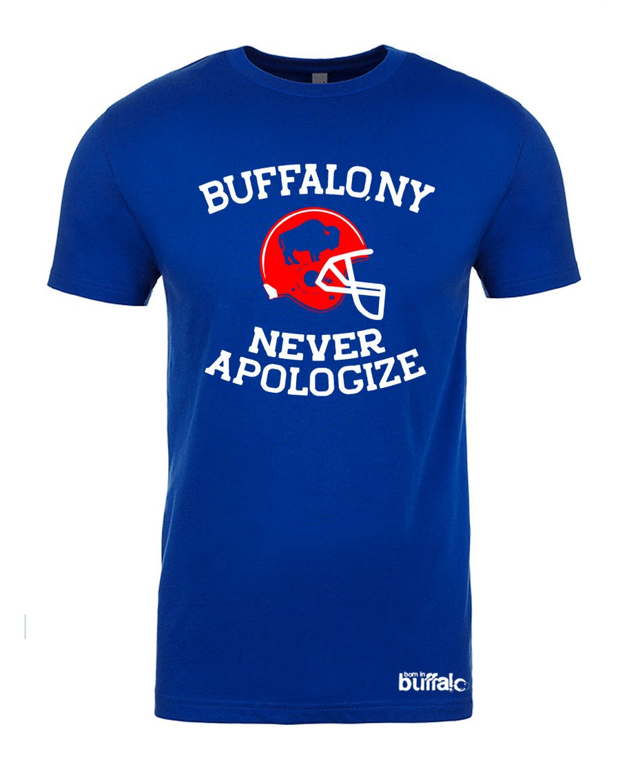 Image of Buffalo, NY: Never Apologize