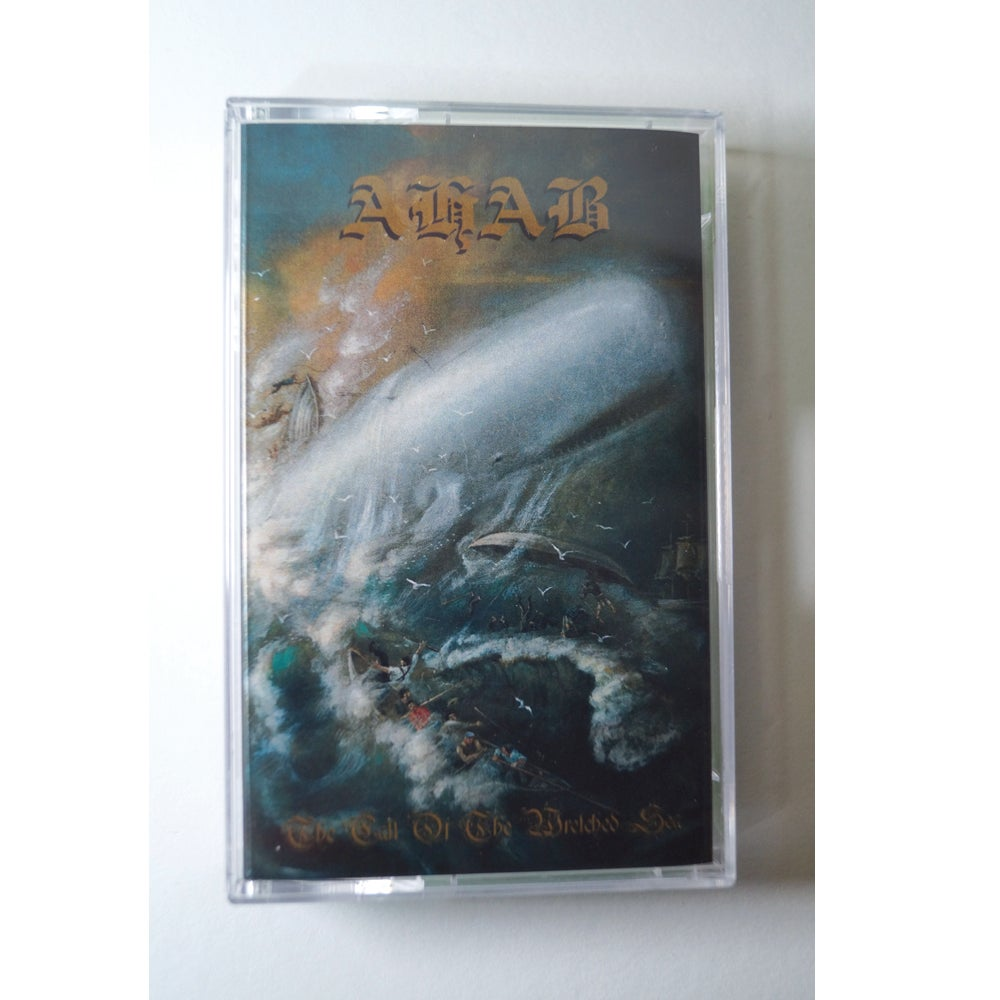 """Image of Tape """"The Call Of The Wretched Sea"""""""