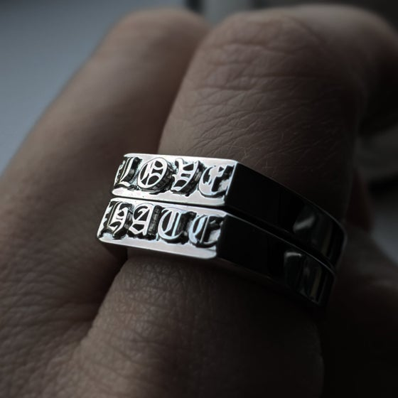 Image of Hate Ring