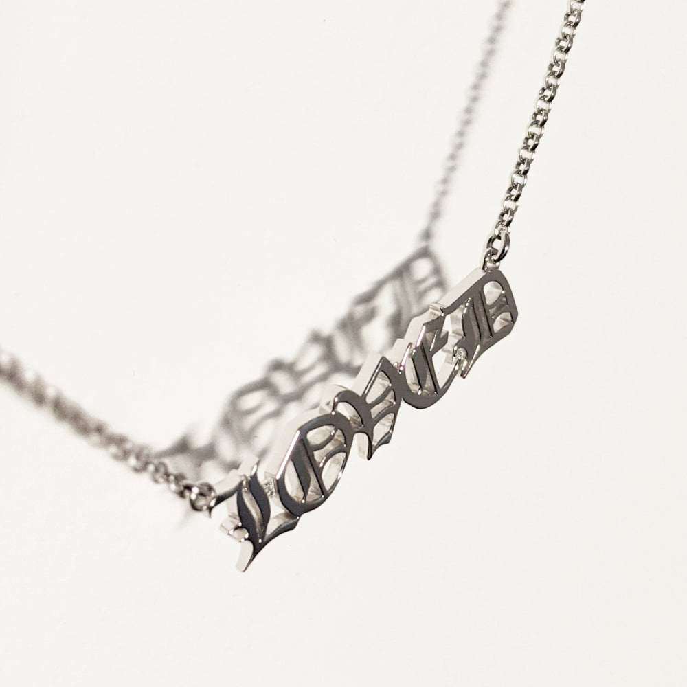 Image of Loved Necklace