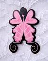 Heartfly Sticker ❤︎ Black