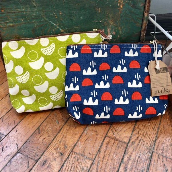 Image of Canvas Pouch Large