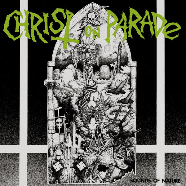 "CHRIST ON PARADE ""Sounds Of Nature"" LP"