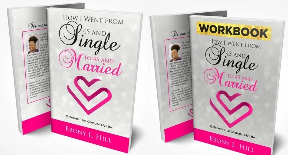 Image of Book Set-How I Went From  45 and Single to 45 and Married