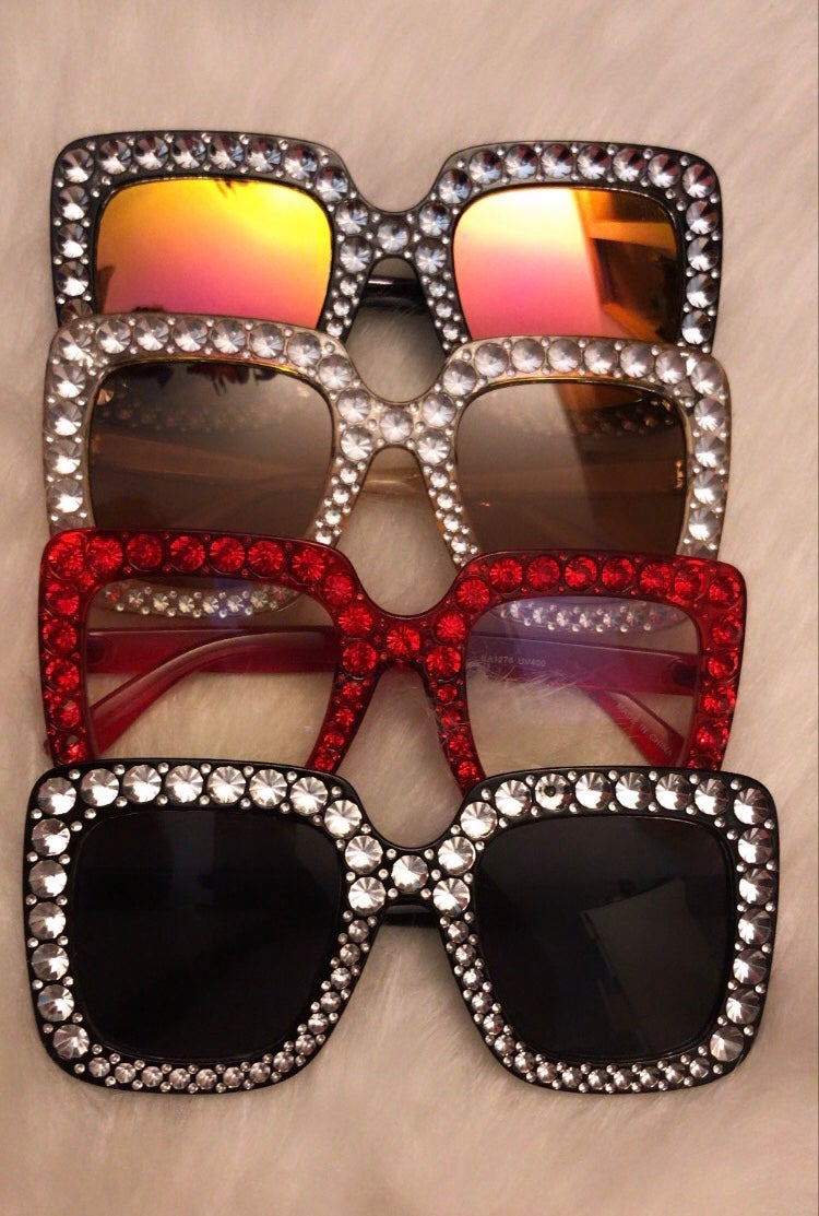 Bedazzled CEO Shades