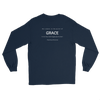 """Action of Grace"" Long Sleeve Shirt"