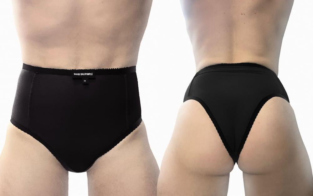Tucking Panties