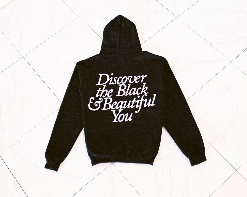 Black & Beautiful You Hoodie