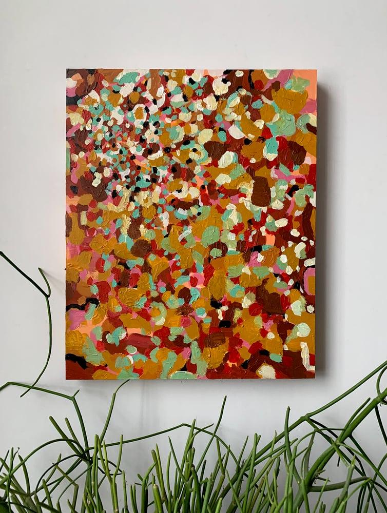 Image of December-Original Acrylic Painting