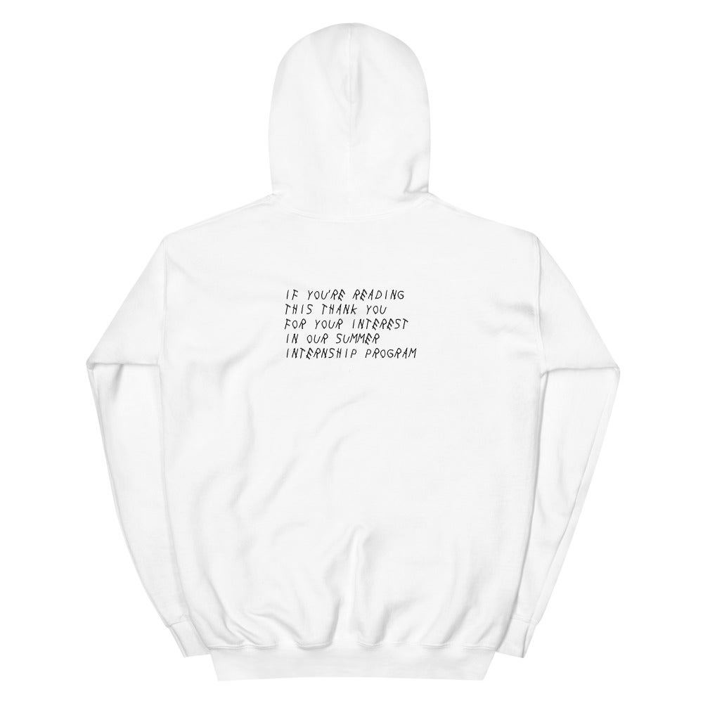 Image of rejection woes hoodie