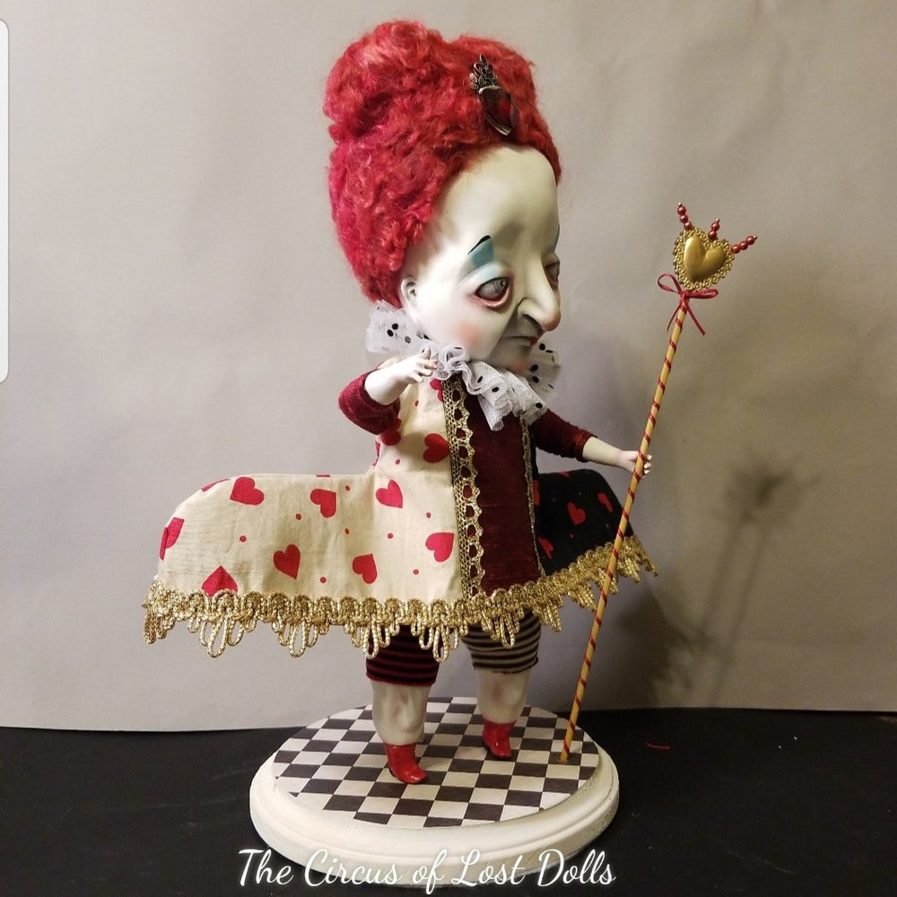 Image of SOLD OUT Queen of Heart  Alice in Wonderland
