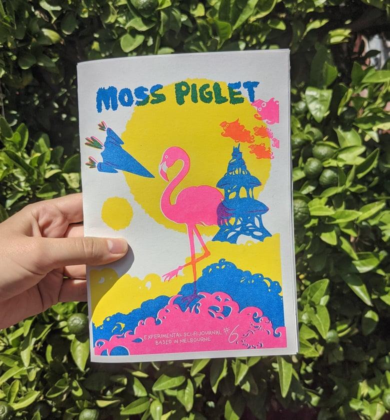 Image of Moss Piglet Journal #6