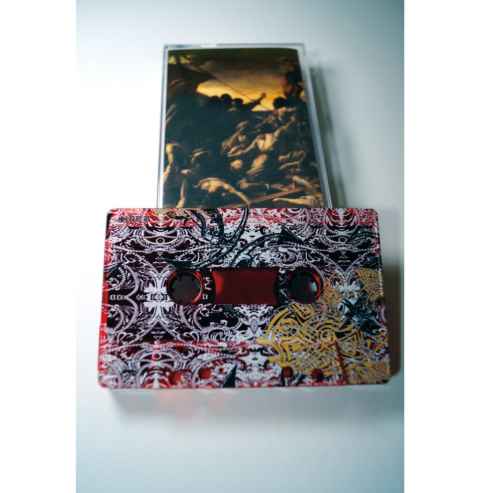 """Image of Tape """"The Divinity Of Oceans"""""""