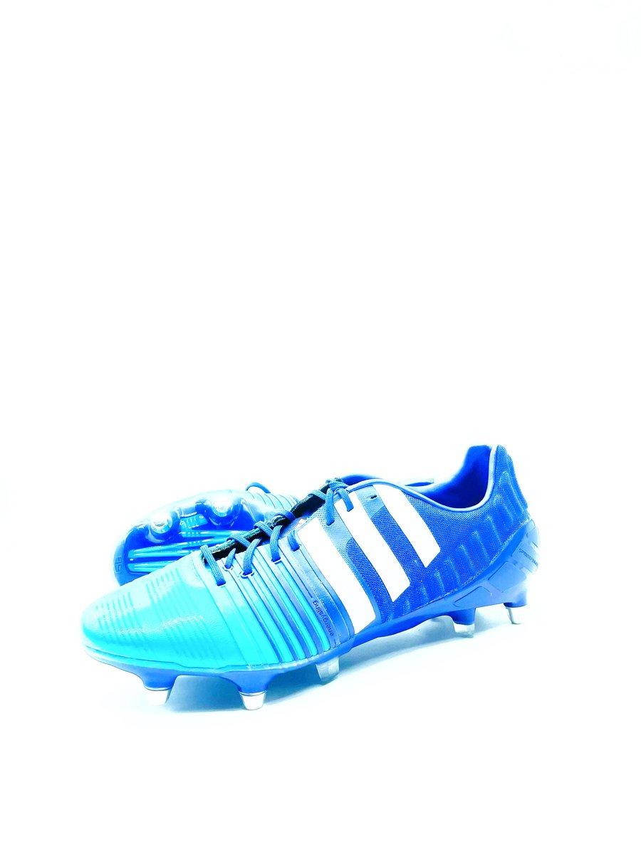 Image of Adidas Nitrocharge blue 1.0 SG