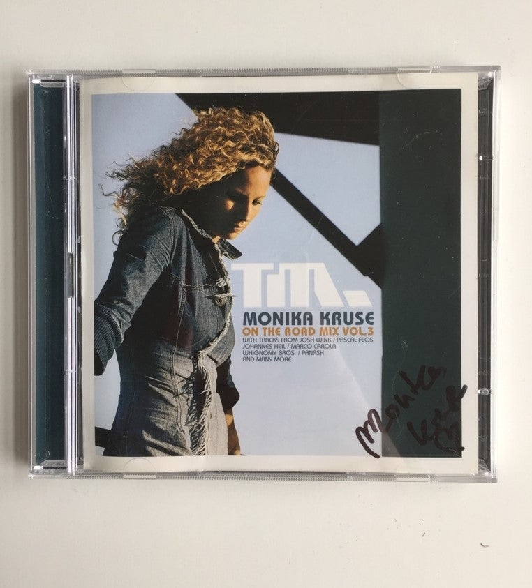 Image of On the Road Mix Vol.3 (autographed CD)