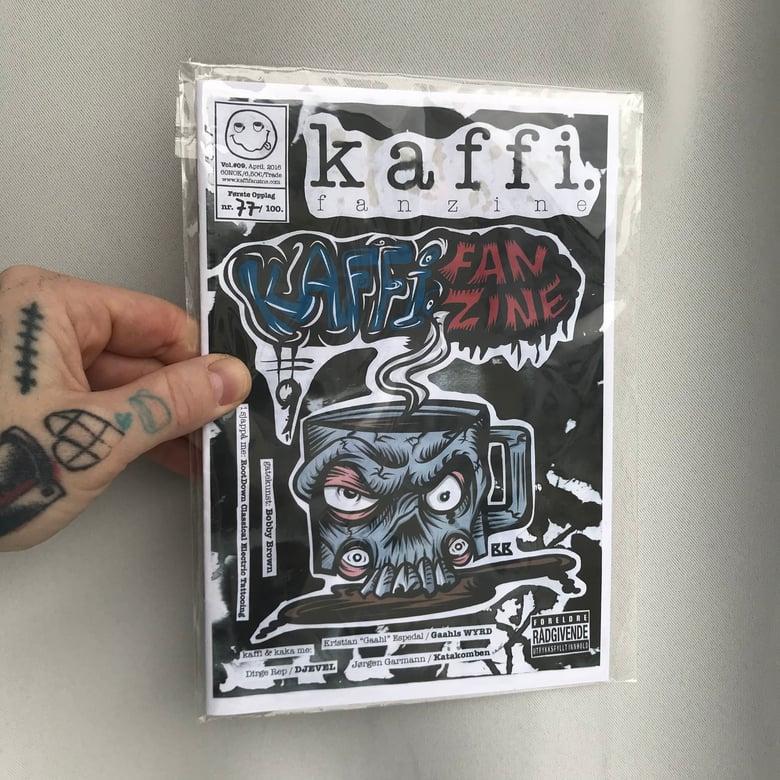 Image of kaffi fanzine Vol.#09 (2016) Standard