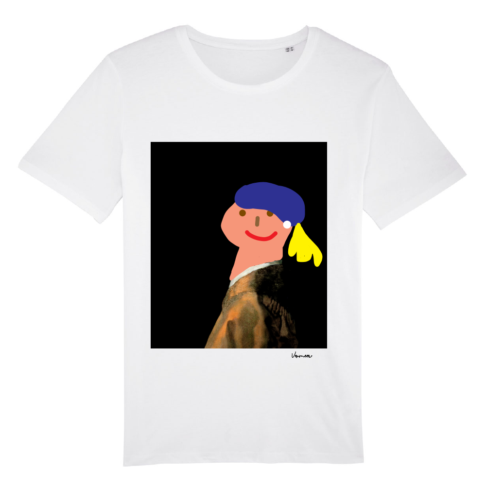 Image of Probably Girl with a Pearl Earring