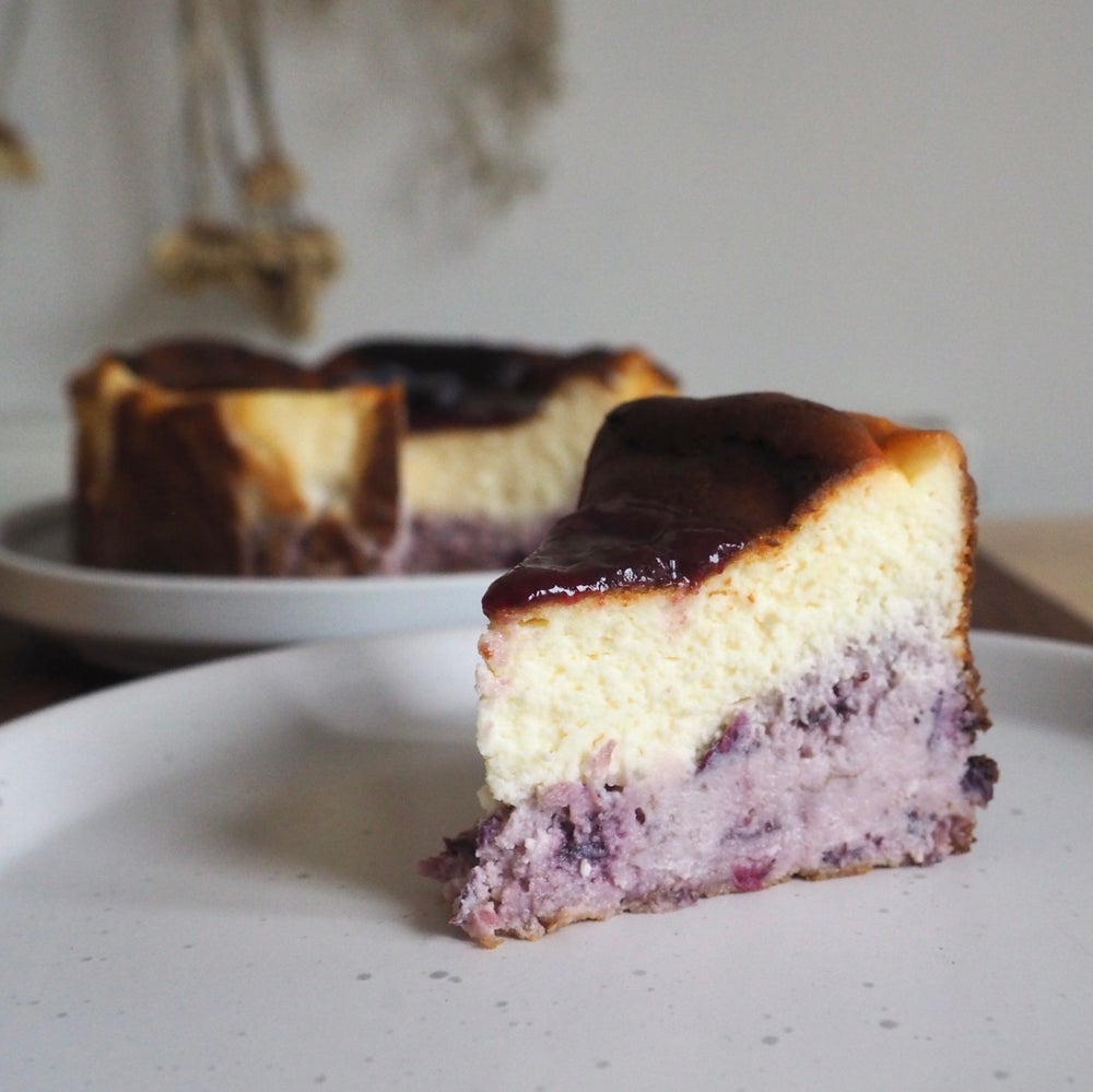 Image of Black Cat Bakes Basque Cheese Cake 芝士蛋糕