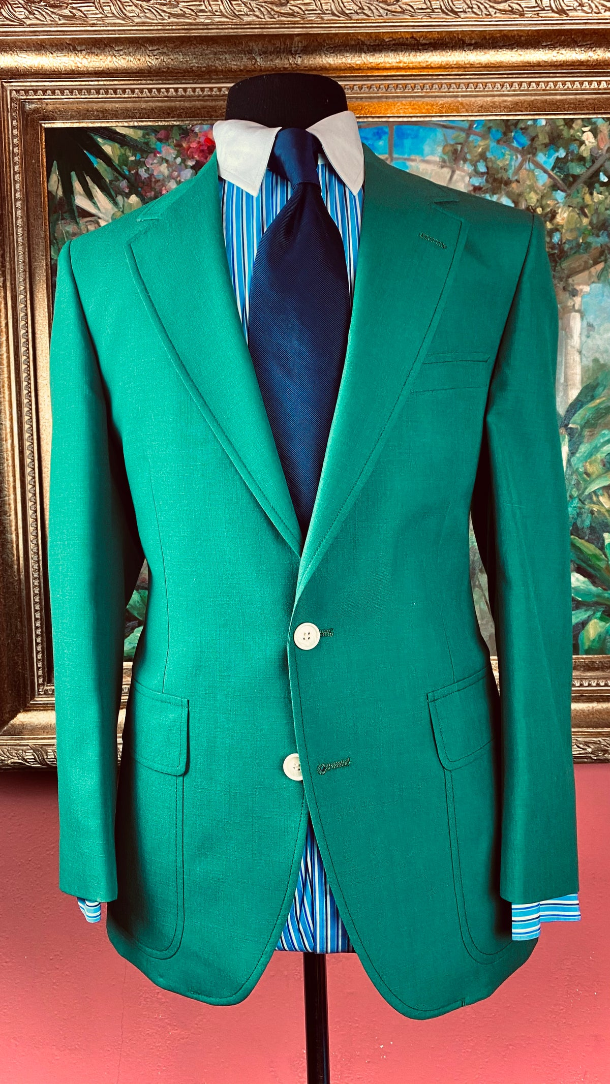 Image of VTG Green Jacket