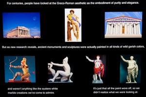 Doug Fishbone, <i>The Real Greek</i>, 2009