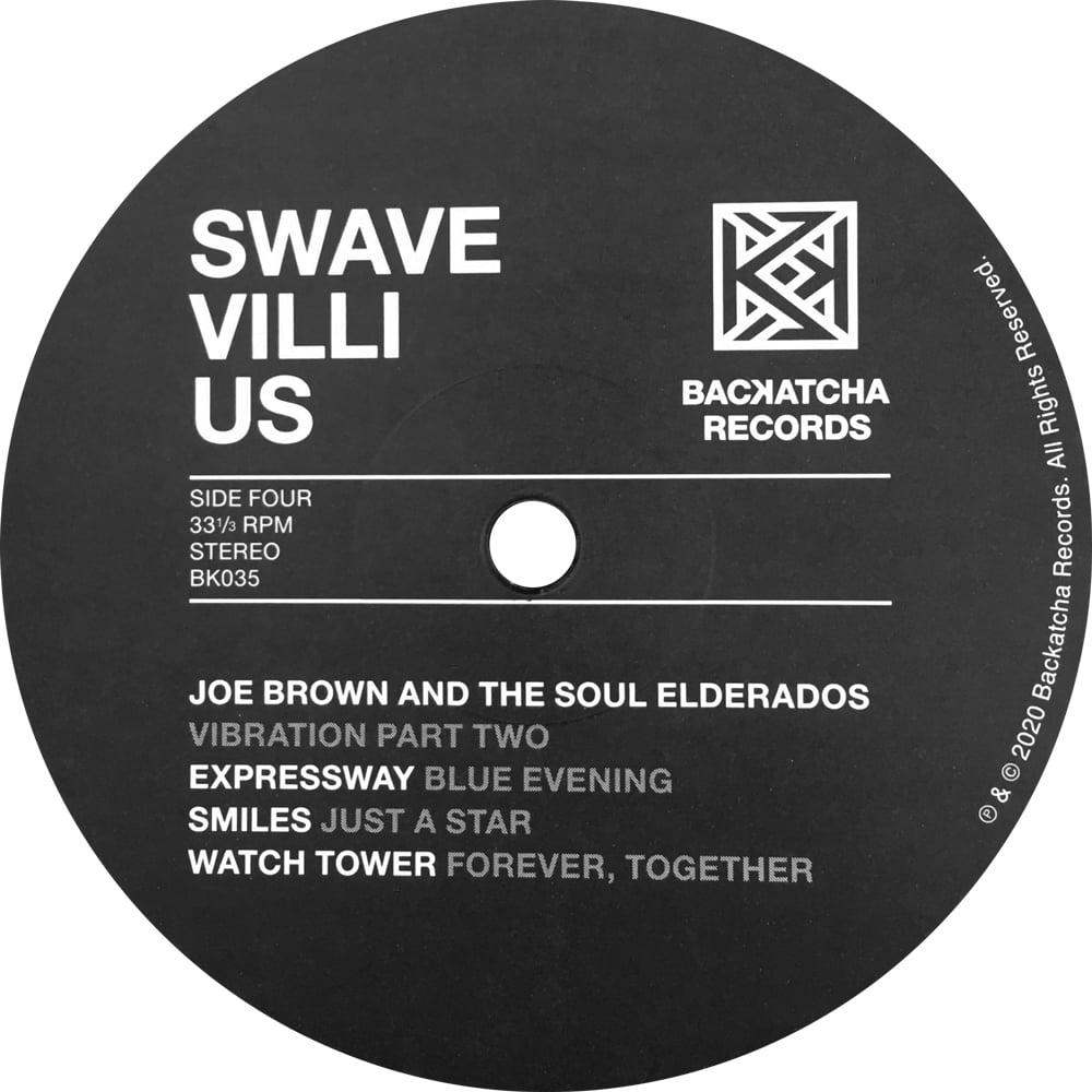Image of Swave Villi Us - 2xLP Independent Soul 1971-84
