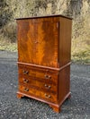 Painted to Order - Cocktail Cabinet