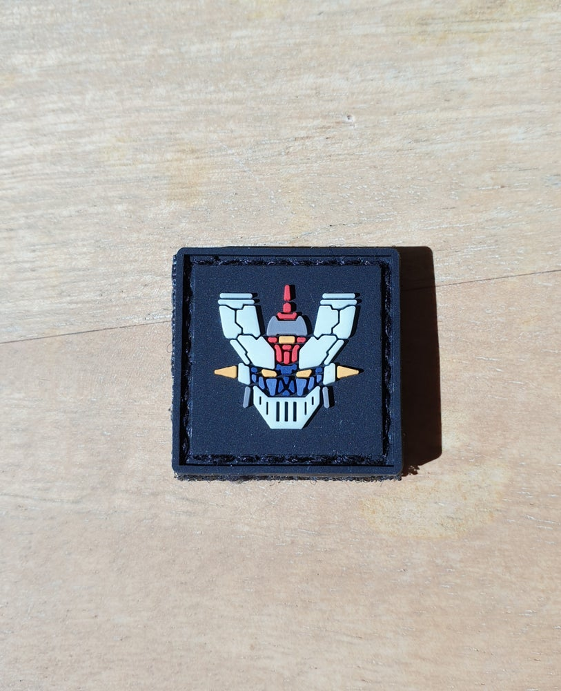 Image of Robot #1 Ranger Eyes patch