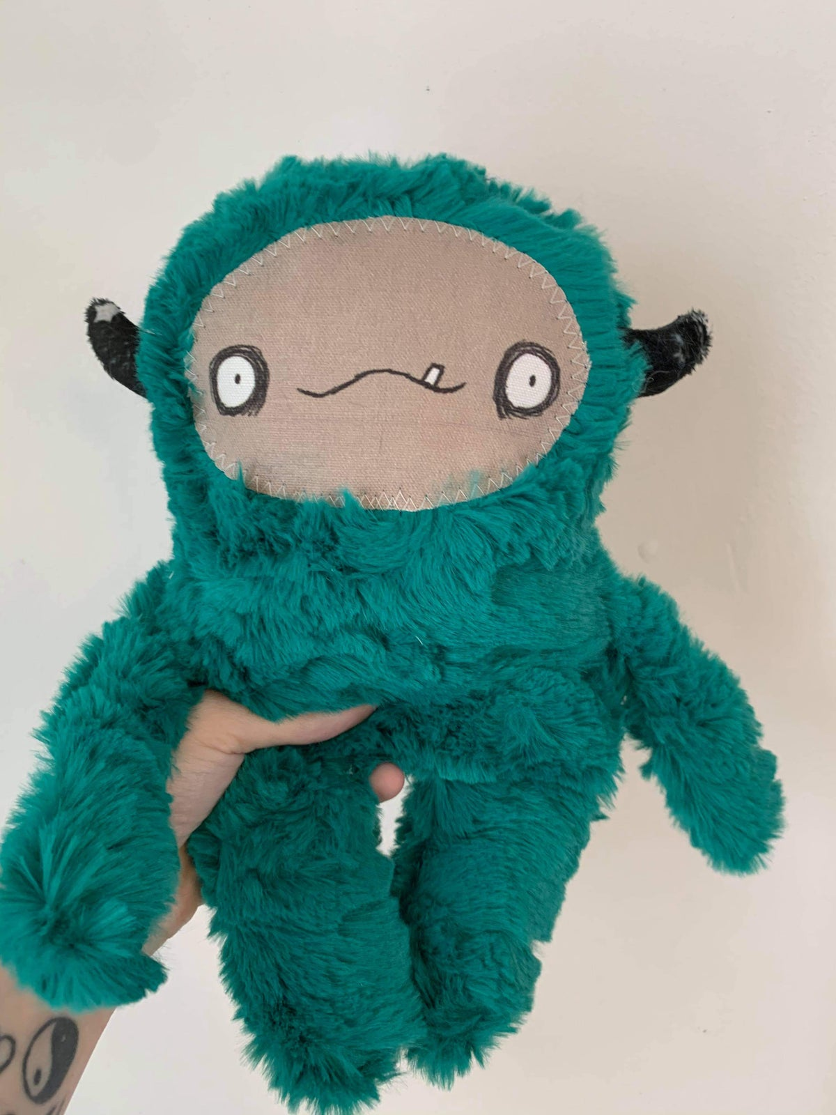 Image of Burton Monster, The Teal One