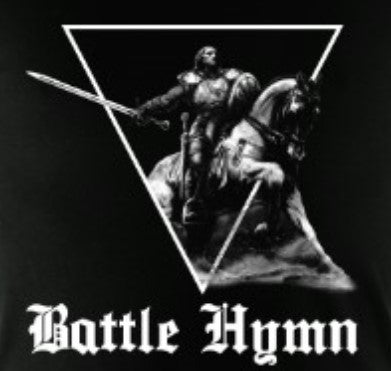 Limited Edition Battle Hymn T-Shirt. ( Large - LAST ONE!!)