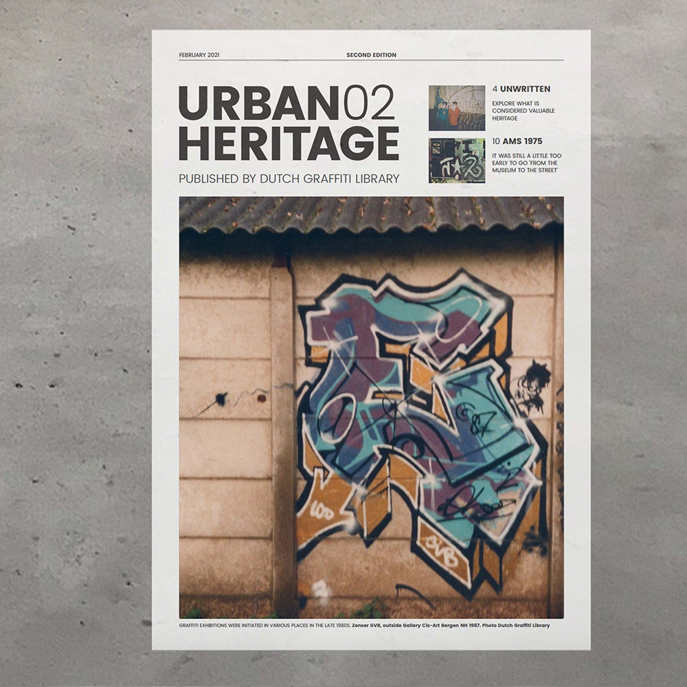 Image of Urban Heritage 1/2/3 - package