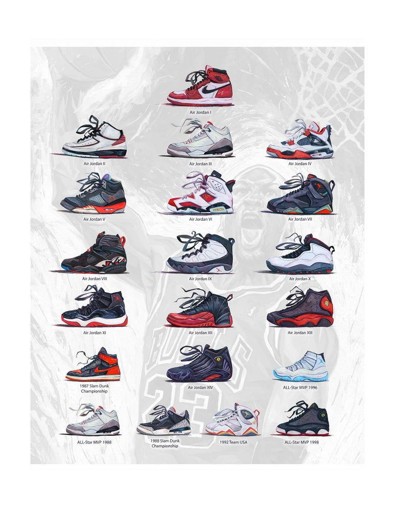 Image of It's Gotta Be The Shoes - See Options