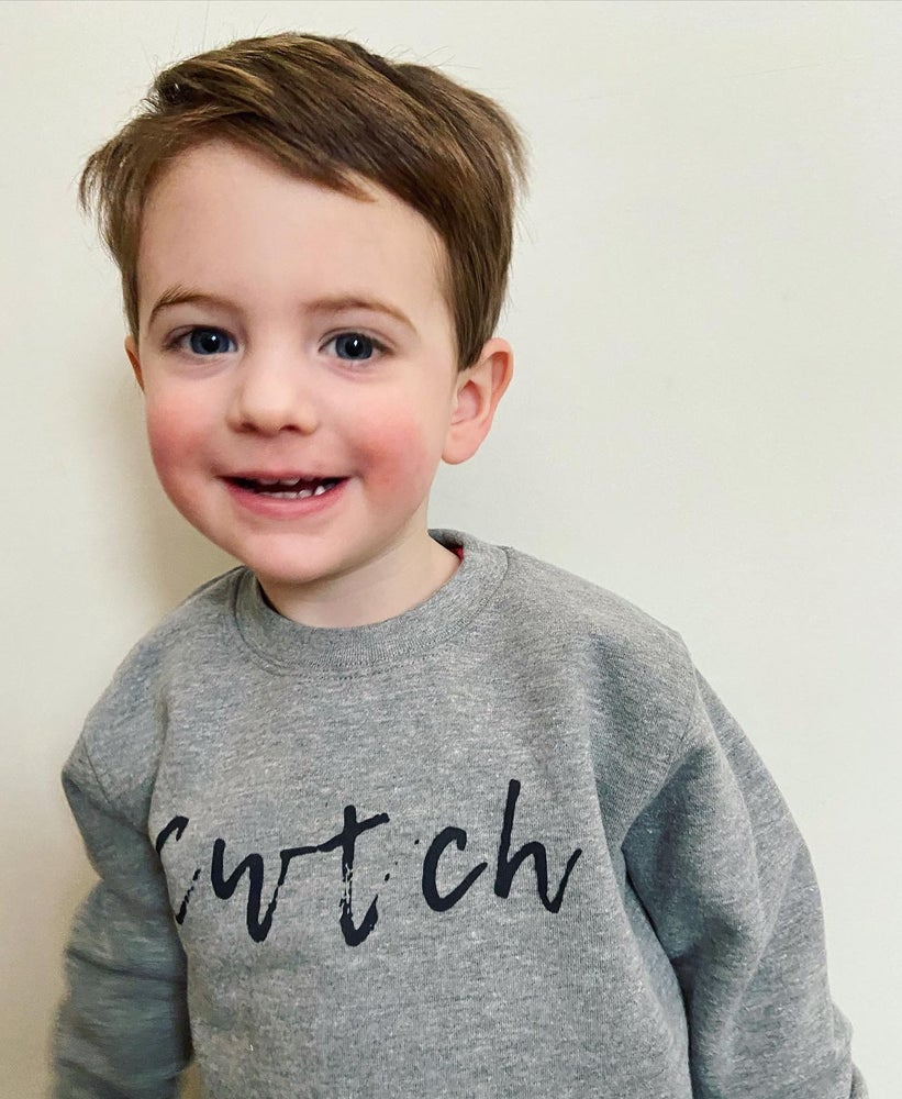 Image of Toddler and children's cwtch jumper